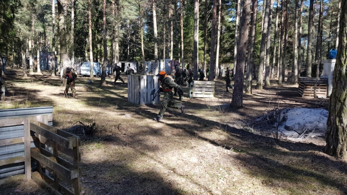Lummelunda Paintball
